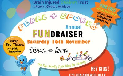 Pedal & Spokes The fun family cycle ride for charity