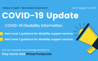 COVID-19 Disability Information